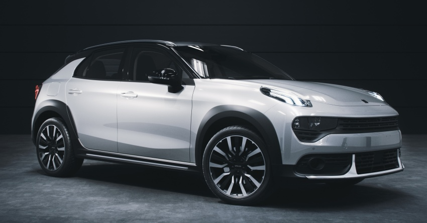 Lynk & Co 02 officially debuts – first European sales site in Amsterdam, production to start in Ghent in 2019 Image #796723