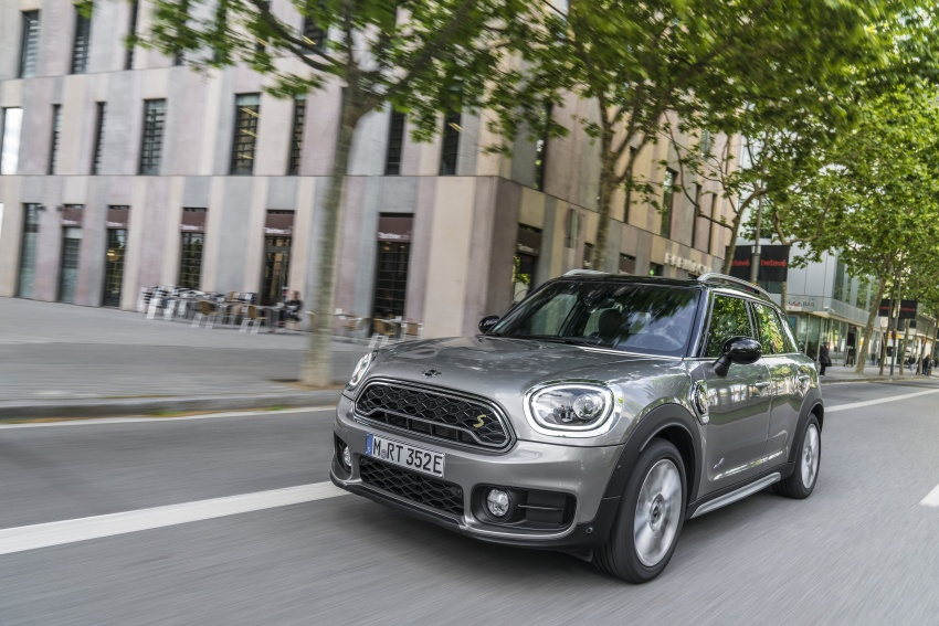 F60 MINI Cooper S E Countryman All4 plug-in hybrid to be launched in Malaysia, ROI now officially open Image #796539