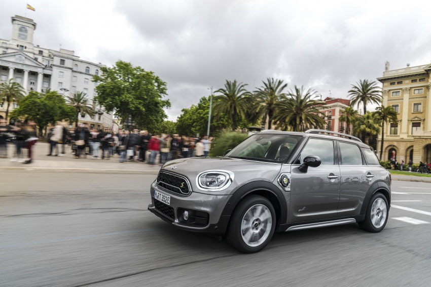 F60 MINI Cooper S E Countryman All4 plug-in hybrid to be launched in Malaysia, ROI now officially open Image #796540