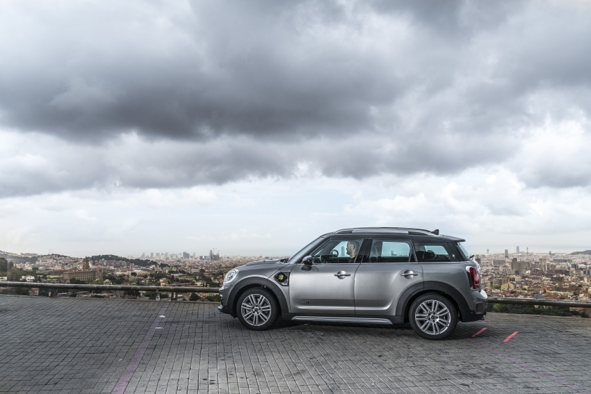 F60 MINI Cooper S E Countryman All4 plug-in hybrid to be launched in Malaysia, ROI now officially open Image #796546