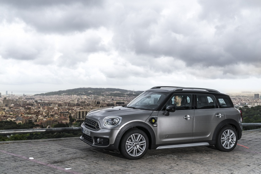 F60 MINI Cooper S E Countryman All4 plug-in hybrid to be launched in Malaysia, ROI now officially open Image #796547