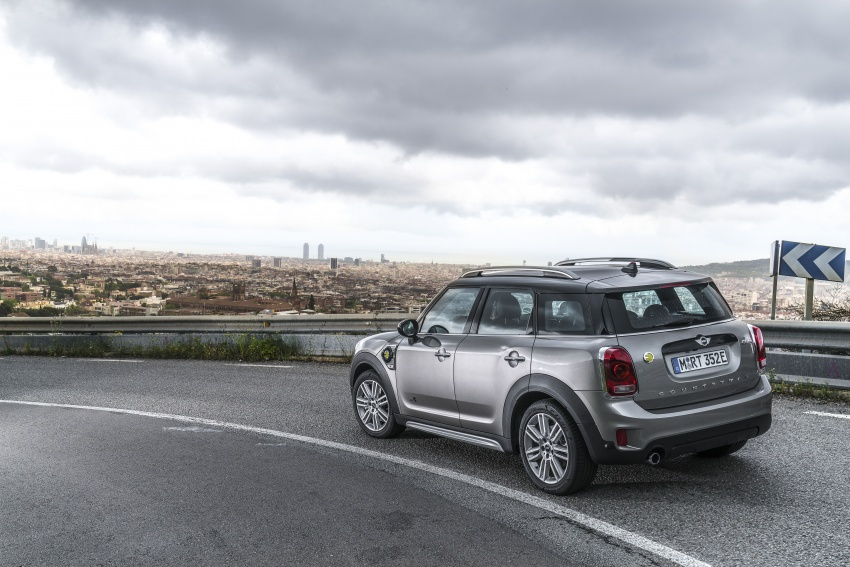 F60 MINI Cooper S E Countryman All4 plug-in hybrid to be launched in Malaysia, ROI now officially open Image #796549