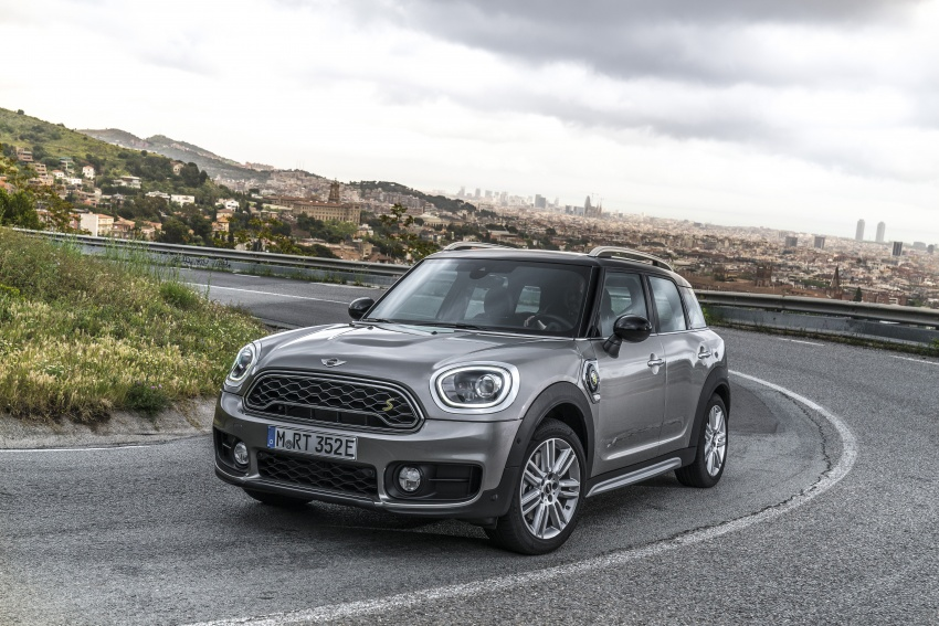 F60 MINI Cooper S E Countryman All4 plug-in hybrid to be launched in Malaysia, ROI now officially open Image #796550
