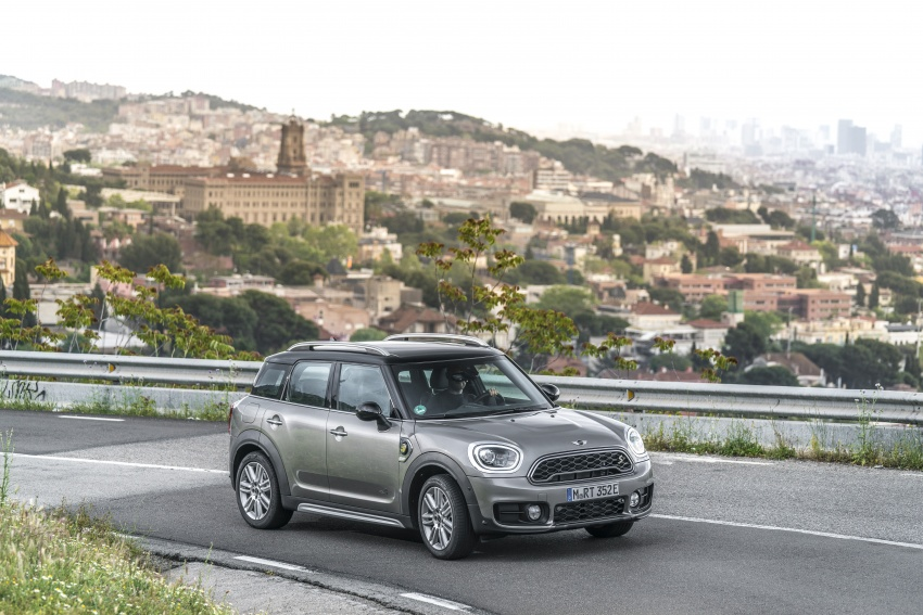 F60 MINI Cooper S E Countryman All4 plug-in hybrid to be launched in Malaysia, ROI now officially open Image #796551