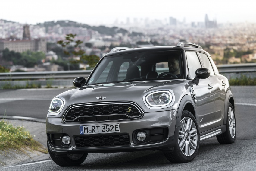 F60 MINI Cooper S E Countryman All4 plug-in hybrid to be launched in Malaysia, ROI now officially open Image #796554