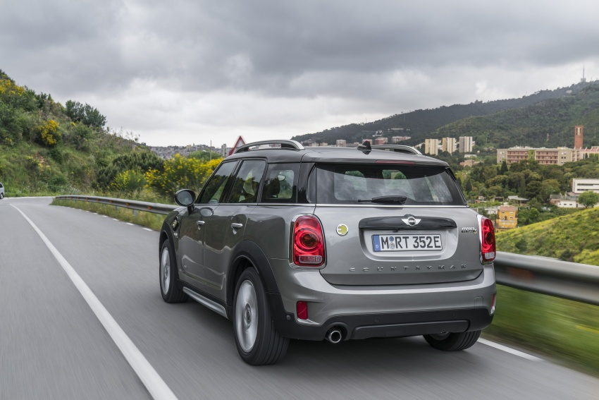 F60 MINI Cooper S E Countryman All4 plug-in hybrid to be launched in Malaysia, ROI now officially open Image #796555