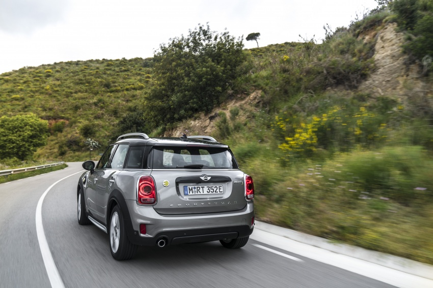 F60 MINI Cooper S E Countryman All4 plug-in hybrid to be launched in Malaysia, ROI now officially open Image #796556