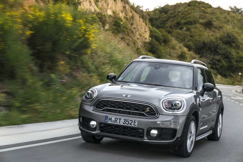 F60 MINI Cooper S E Countryman All4 plug-in hybrid to be launched in Malaysia, ROI now officially open Image #796557