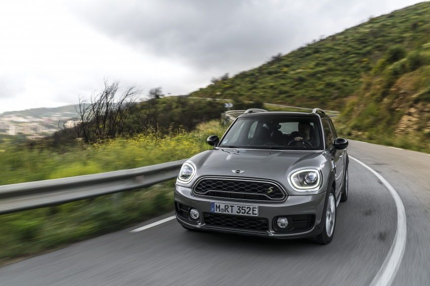 F60 MINI Cooper S E Countryman All4 plug-in hybrid to be launched in Malaysia, ROI now officially open Image #796560
