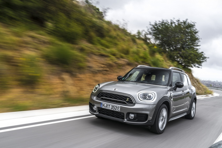 F60 MINI Cooper S E Countryman All4 plug-in hybrid to be launched in Malaysia, ROI now officially open Image #796561