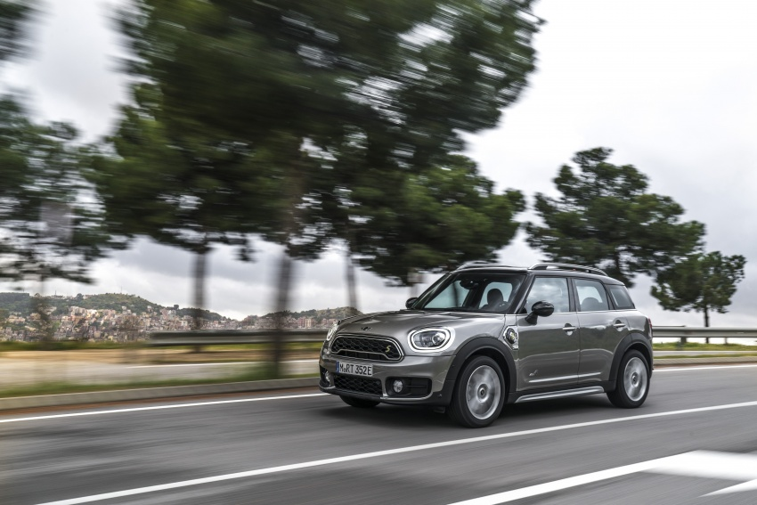 F60 MINI Cooper S E Countryman All4 plug-in hybrid to be launched in Malaysia, ROI now officially open Image #796563