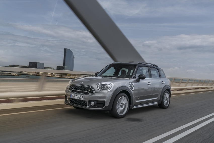 F60 MINI Cooper S E Countryman All4 plug-in hybrid to be launched in Malaysia, ROI now officially open Image #796564
