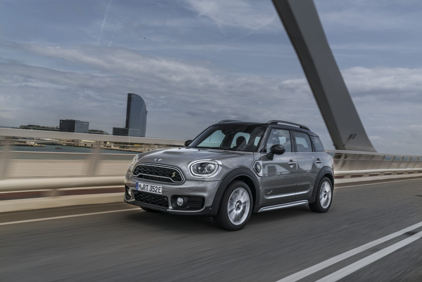 F60 MINI Cooper S E Countryman All4 plug-in hybrid to be launched in Malaysia, ROI now officially open Image #796565