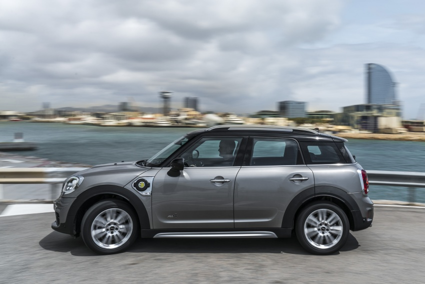 F60 MINI Cooper S E Countryman All4 plug-in hybrid to be launched in Malaysia, ROI now officially open Image #796566