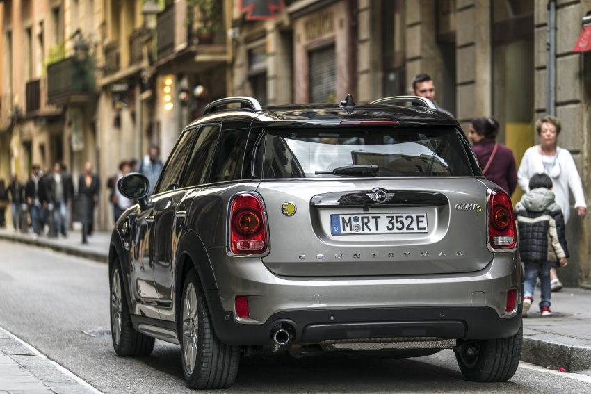 F60 MINI Cooper S E Countryman All4 plug-in hybrid to be launched in Malaysia, ROI now officially open Image #796447