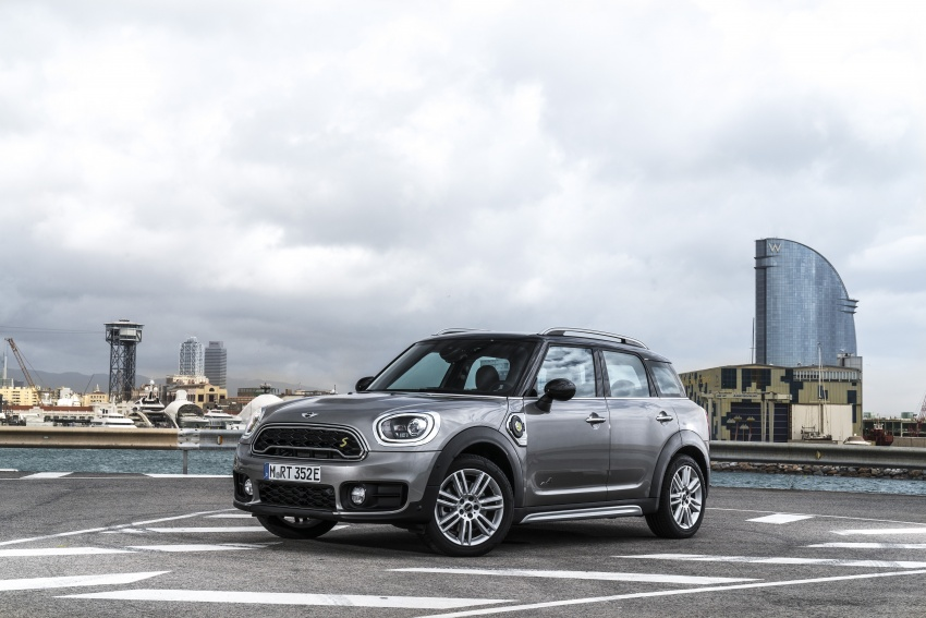 F60 MINI Cooper S E Countryman All4 plug-in hybrid to be launched in Malaysia, ROI now officially open Image #796449