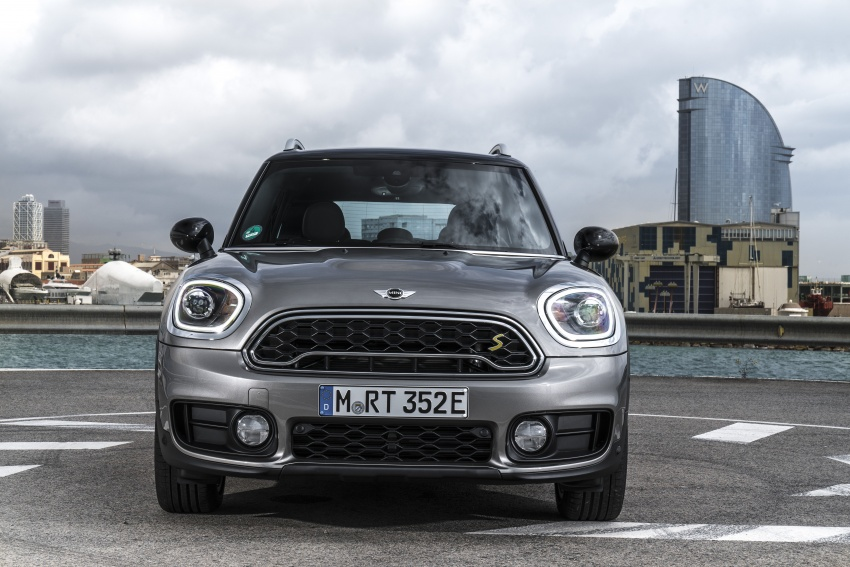 F60 MINI Cooper S E Countryman All4 plug-in hybrid to be launched in Malaysia, ROI now officially open Image #796450