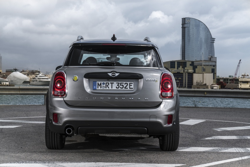 F60 MINI Cooper S E Countryman All4 plug-in hybrid to be launched in Malaysia, ROI now officially open Image #796451