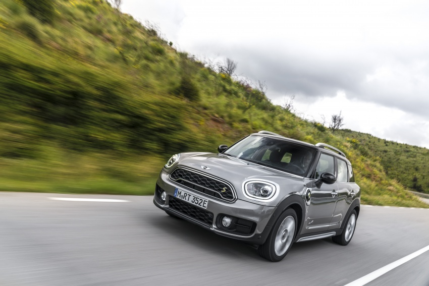 F60 MINI Cooper S E Countryman All4 plug-in hybrid to be launched in Malaysia, ROI now officially open Image #796431