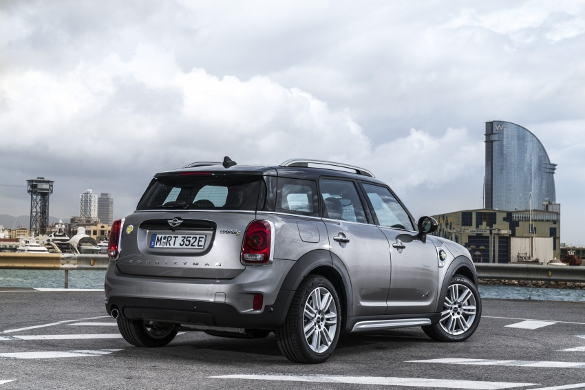 F60 MINI Cooper S E Countryman All4 plug-in hybrid to be launched in Malaysia, ROI now officially open Image #796452