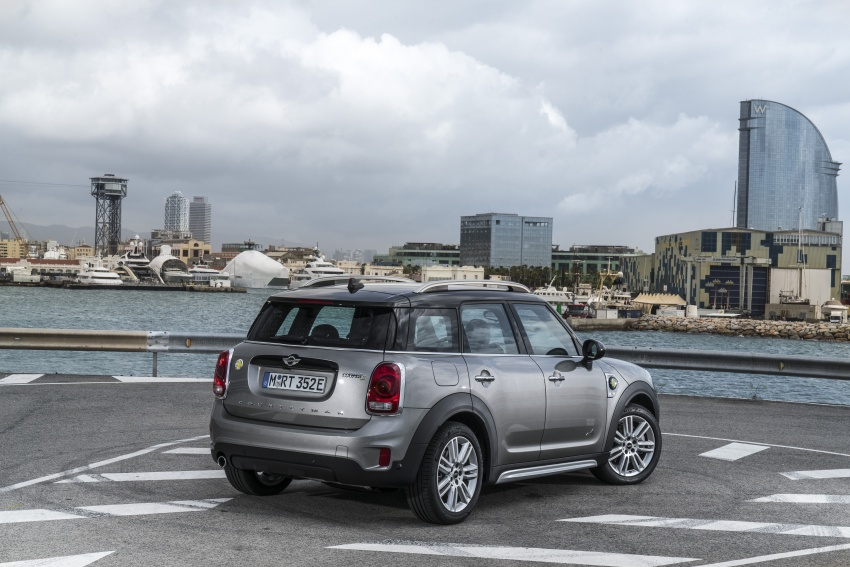 F60 MINI Cooper S E Countryman All4 plug-in hybrid to be launched in Malaysia, ROI now officially open Image #796453