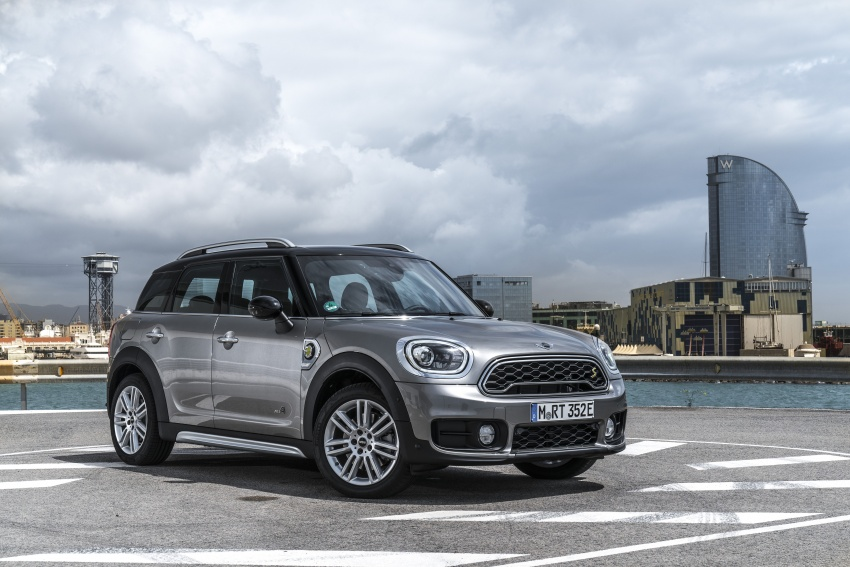 F60 MINI Cooper S E Countryman All4 plug-in hybrid to be launched in Malaysia, ROI now officially open Image #796454