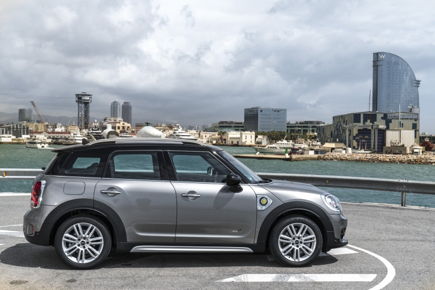 F60 MINI Cooper S E Countryman All4 plug-in hybrid to be launched in Malaysia, ROI now officially open Image #796455