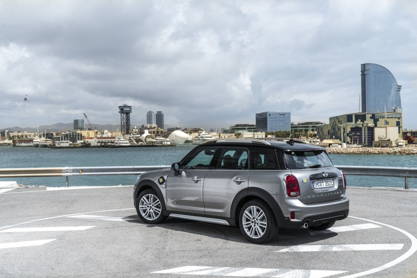 F60 MINI Cooper S E Countryman All4 plug-in hybrid to be launched in Malaysia, ROI now officially open Image #796458