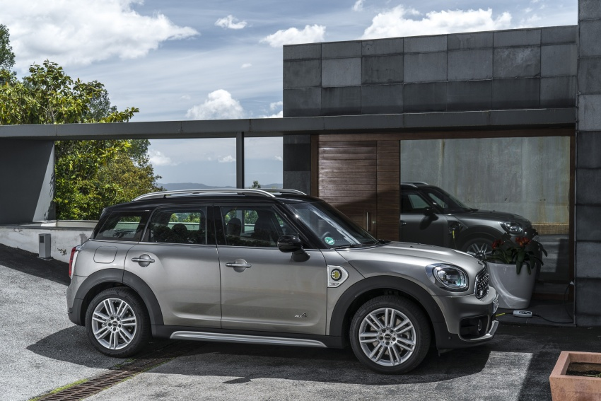 F60 MINI Cooper S E Countryman All4 plug-in hybrid to be launched in Malaysia, ROI now officially open Image #796459