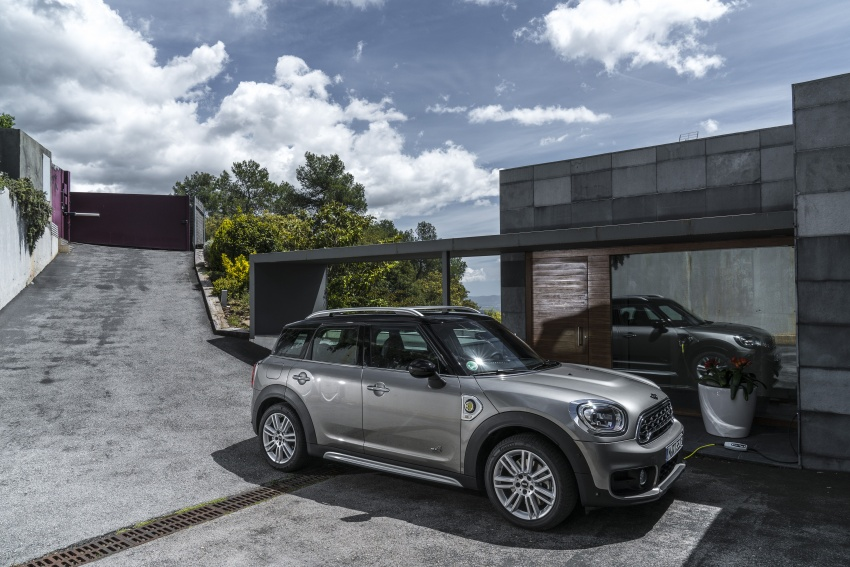 F60 MINI Cooper S E Countryman All4 plug-in hybrid to be launched in Malaysia, ROI now officially open Image #796461