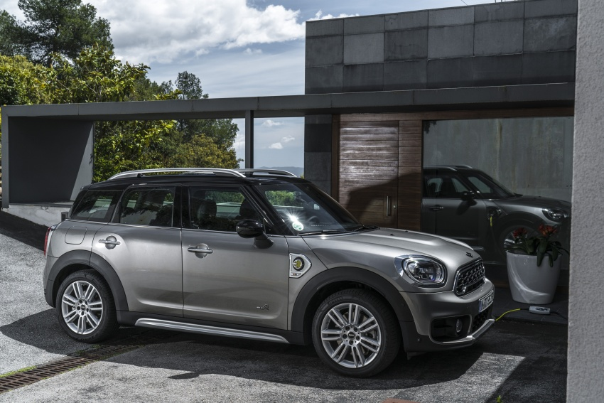 F60 MINI Cooper S E Countryman All4 plug-in hybrid to be launched in Malaysia, ROI now officially open Image #796462
