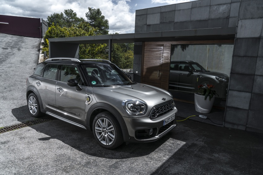 F60 MINI Cooper S E Countryman All4 plug-in hybrid to be launched in Malaysia, ROI now officially open Image #796463