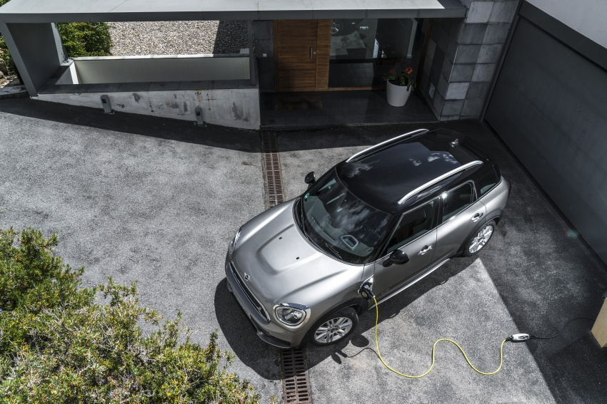 F60 MINI Cooper S E Countryman All4 plug-in hybrid to be launched in Malaysia, ROI now officially open Image #796468