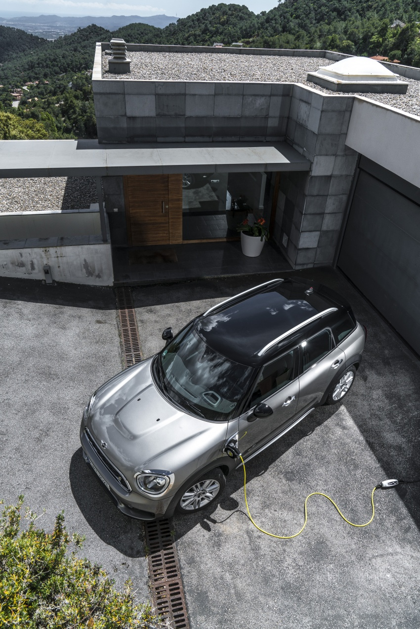 F60 MINI Cooper S E Countryman All4 plug-in hybrid to be launched in Malaysia, ROI now officially open Image #796469