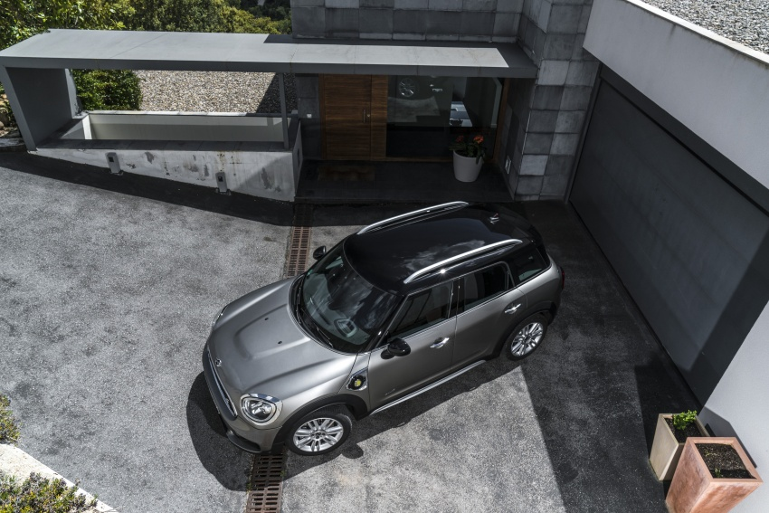 F60 MINI Cooper S E Countryman All4 plug-in hybrid to be launched in Malaysia, ROI now officially open Image #796472