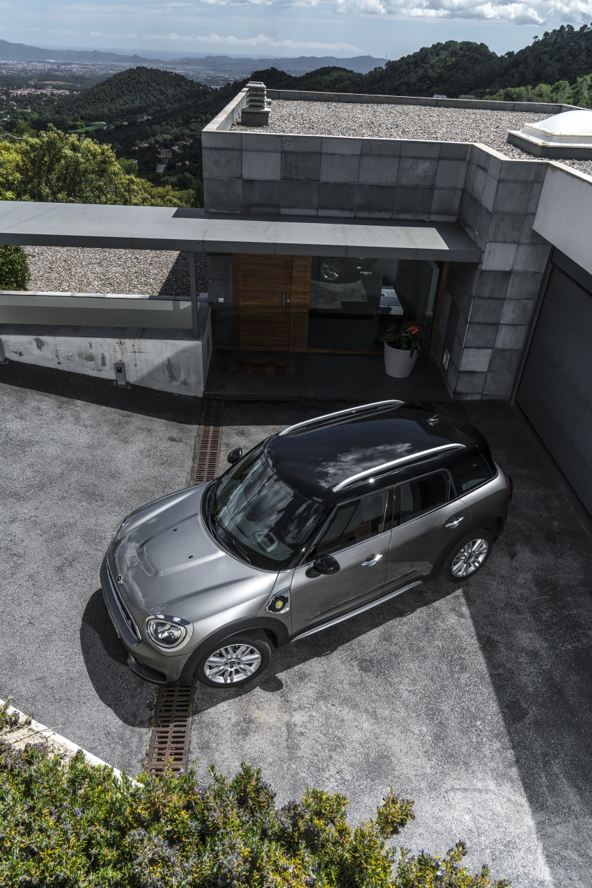 F60 MINI Cooper S E Countryman All4 plug-in hybrid to be launched in Malaysia, ROI now officially open Image #796473