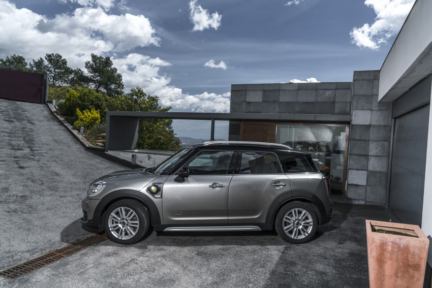 F60 MINI Cooper S E Countryman All4 plug-in hybrid to be launched in Malaysia, ROI now officially open Image #796474
