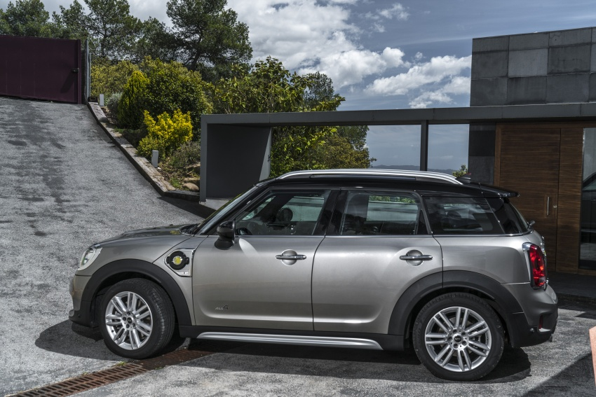F60 MINI Cooper S E Countryman All4 plug-in hybrid to be launched in Malaysia, ROI now officially open Image #796475