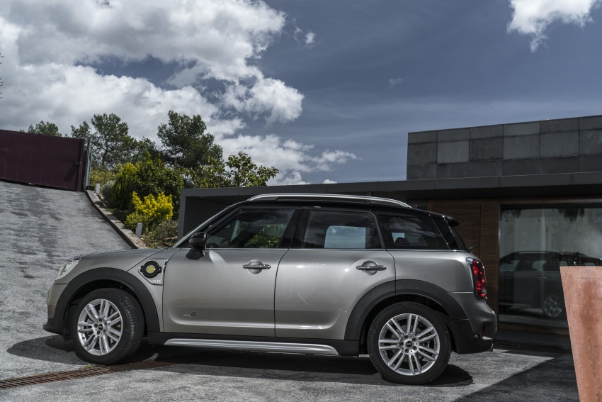 F60 MINI Cooper S E Countryman All4 plug-in hybrid to be launched in Malaysia, ROI now officially open Image #796478