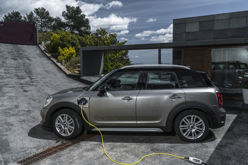 F60 MINI Cooper S E Countryman All4 plug-in hybrid to be launched in Malaysia, ROI now officially open Image #796480