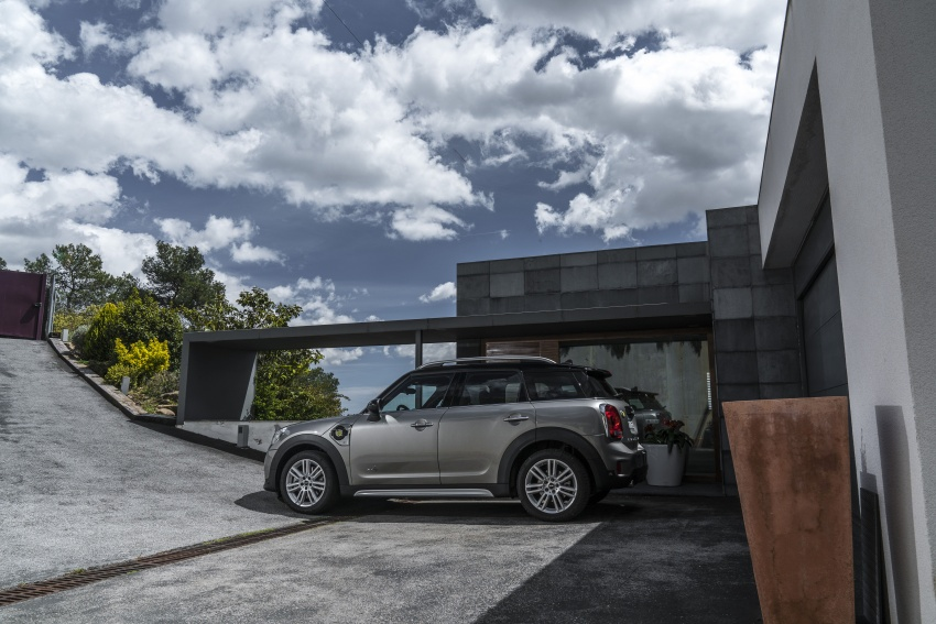 F60 MINI Cooper S E Countryman All4 plug-in hybrid to be launched in Malaysia, ROI now officially open Image #796482