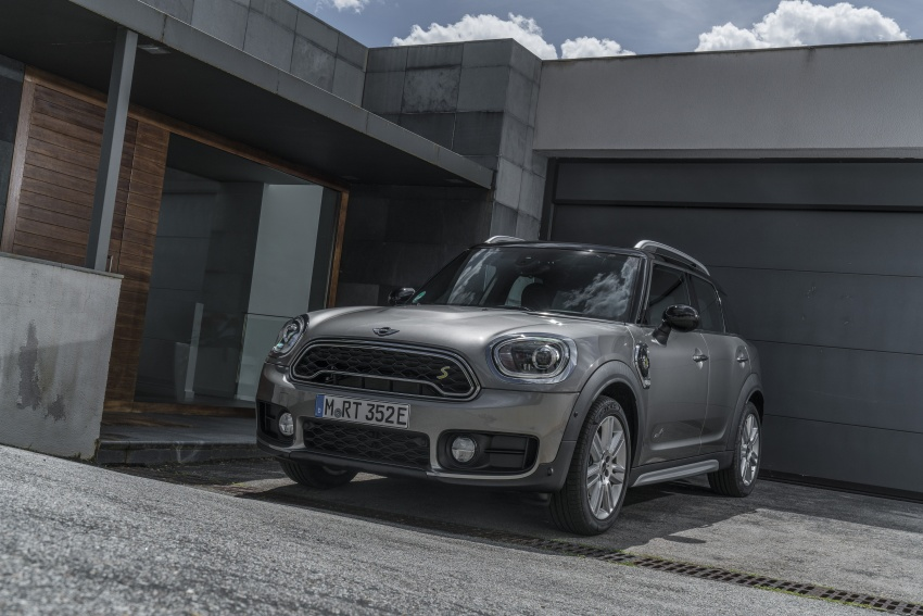 F60 MINI Cooper S E Countryman All4 plug-in hybrid to be launched in Malaysia, ROI now officially open Image #796483
