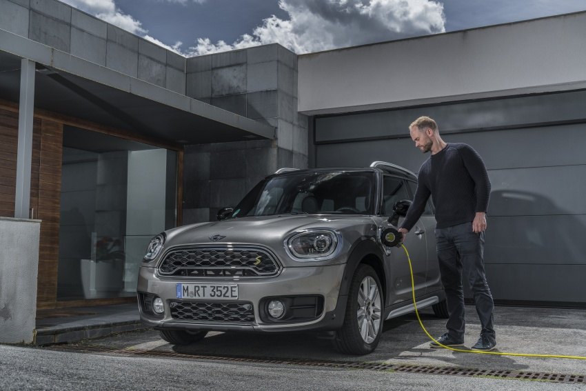 F60 MINI Cooper S E Countryman All4 plug-in hybrid to be launched in Malaysia, ROI now officially open Image #796484