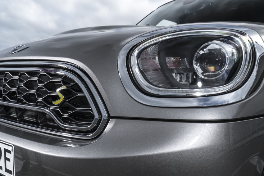 F60 MINI Cooper S E Countryman All4 plug-in hybrid to be launched in Malaysia, ROI now officially open Image #796503
