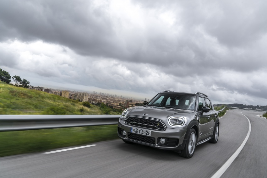 F60 MINI Cooper S E Countryman All4 plug-in hybrid to be launched in Malaysia, ROI now officially open Image #796504