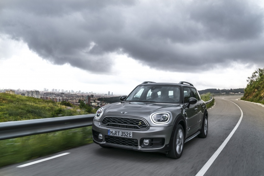 F60 MINI Cooper S E Countryman All4 plug-in hybrid to be launched in Malaysia, ROI now officially open Image #796505