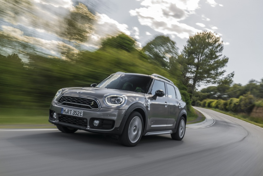 F60 MINI Cooper S E Countryman All4 plug-in hybrid to be launched in Malaysia, ROI now officially open Image #796507