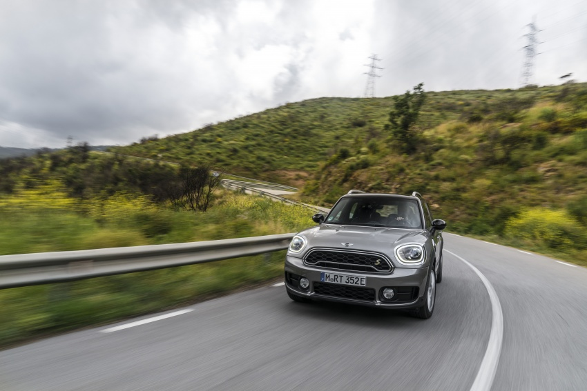 F60 MINI Cooper S E Countryman All4 plug-in hybrid to be launched in Malaysia, ROI now officially open Image #796508