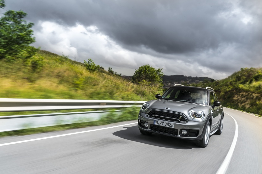 F60 MINI Cooper S E Countryman All4 plug-in hybrid to be launched in Malaysia, ROI now officially open Image #796511