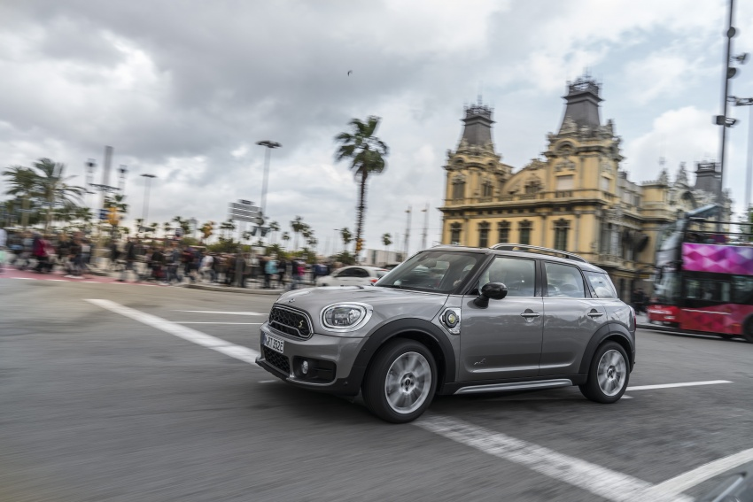 F60 MINI Cooper S E Countryman All4 plug-in hybrid to be launched in Malaysia, ROI now officially open Image #796512